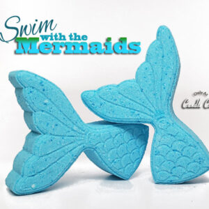 Mermaid Tail Bath Bombs - Judakins Bath & Body