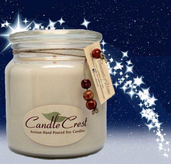 Thousands of Wishes - Scented Candles - Candle Crest Soy Candles